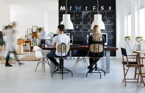 À la recherche d'un espace de coworking