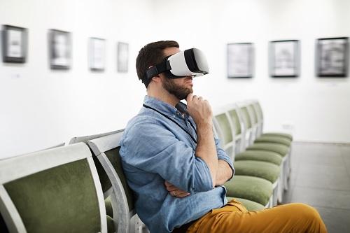 un patrimoine pour une visite virtuelle
