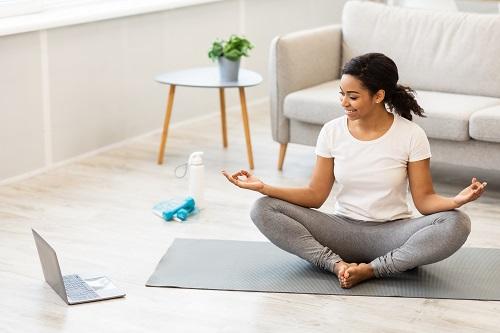 Yoga en vidéo